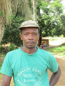 The Water Project : sierraleone5065-27-working-in-the-agricultural-center
