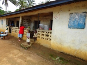 The Water Project : sierraleone5071-06-community-house