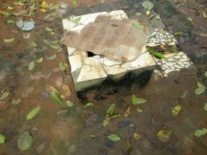 The Water Project : sierraleone5071-31-inside-latrine