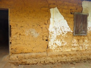 The Water Project : sierraleone5071-39-typical-problem-of-mud-blocks