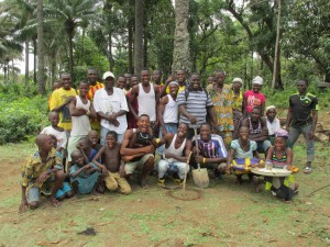 The Water Project : sierraleone5071-43-ground-breaking-ceremony