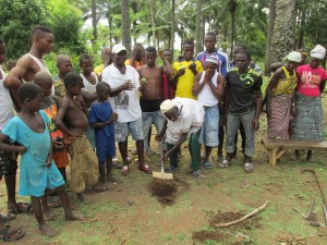 The Water Project : sierraleone5071-49-ground-breaking-ceremony