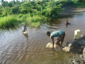 The Water Project : uganda683-01-jeeja-previous-water-source