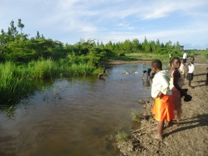 The Water Project : uganda683-03-jeeja-previous-water-source