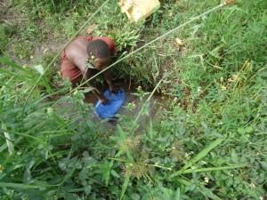 The Water Project : uganda684-01-waiga-previous-water-source