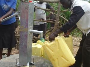 The Water Project : uganda684-17-waiga-clean-water