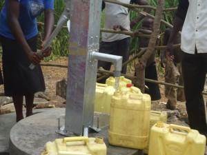 The Water Project : uganda684-18-waiga-clean-water