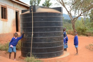 The Water Project : kenya4451-02-existing-water-tank