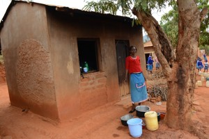 The Water Project : kenya4451-11-school-kitchen
