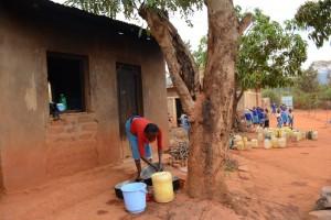 The Water Project : kenya4451-12-school-kitchen