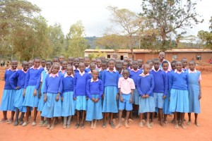 The Water Project : kenya4451-24-students