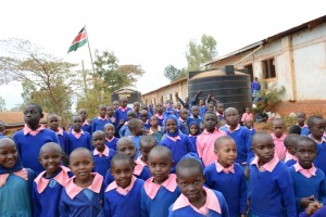The Water Project : kenya4451-27-students
