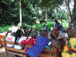 The Water Project : sierraleone5065-106-hygiene-training