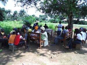 The Water Project : sierraleone5065-107-hygiene-training