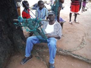 The Water Project : sierraleone5066-54-comfortable-hammock