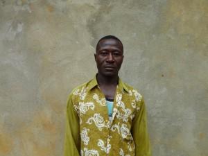 The Water Project : sierraleone5066-71-interview-adikalie-sillah-headman