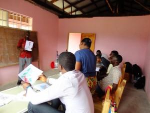The Water Project : sierraleone5070-129-teachers-teaching-back