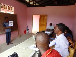 The Water Project : sierraleone5070-130-teachers-teaching-back