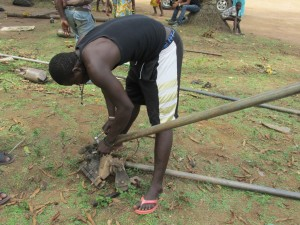 The Water Project : sierraleone5071-100-drilling