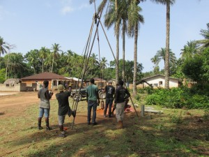 The Water Project : sierraleone5071-101-drilling