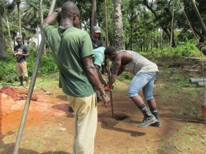 The Water Project : sierraleone5071-102-drilling