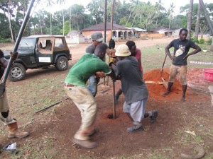 The Water Project : sierraleone5071-104-drilling