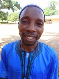 The Water Project : sierraleone5071-82-mohamed-bangura-caretaker-interview