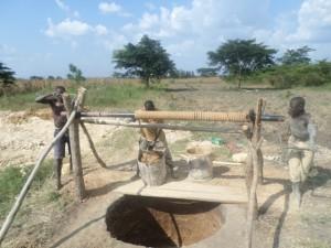 The Water Project : uganda683-05-jeeja-excavation