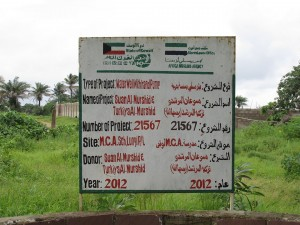 The Water Project : sierraleone5067-18-well-signboard