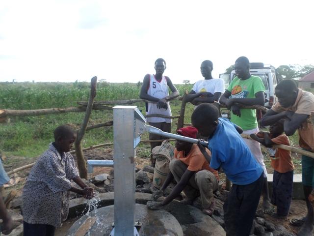 Photo of Jeeja I Bahati Hand Dug Well