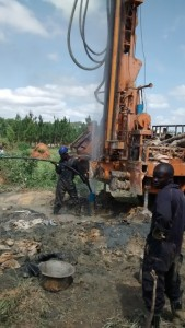 The Water Project : uganda694-02-drilling