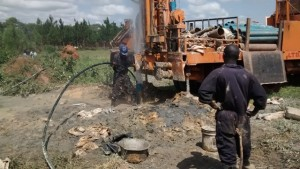 The Water Project : uganda694-03-drilling