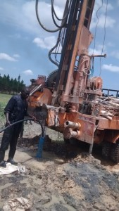The Water Project : uganda694-06-drilling