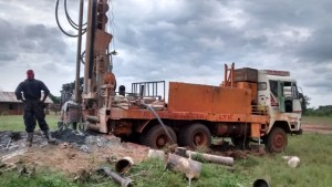 The Water Project : uganda695-02-drilling