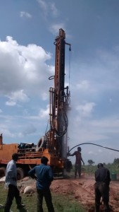 The Water Project : uganda695-05-drilling