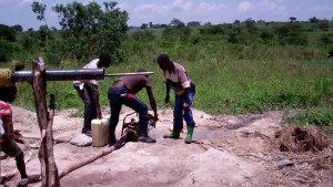 The Water Project : uganda697-03-excavation