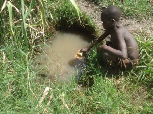 The Water Project : uganda699-01-previous-water-source