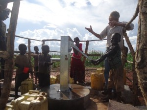 The Water Project : uganda6061-25-clean-water