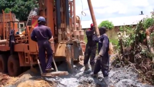 The Water Project : uganda696-09-drilling