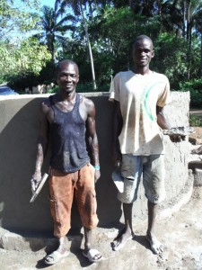 The Water Project : sierraleone5074-10-walling