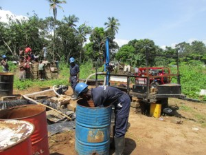 The Water Project : sierraleone5076-30-drilling