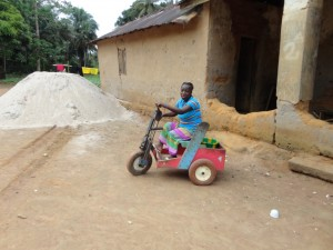 The Water Project : sierraleone5076-39-helping-the-disabled