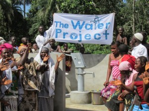 The Water Project : sierraleone5076-44-pumping-water