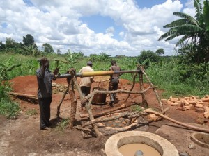 The Water Project : uganda6062-11-construction