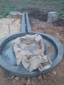 The Water Project : uganda698-04-well-pad