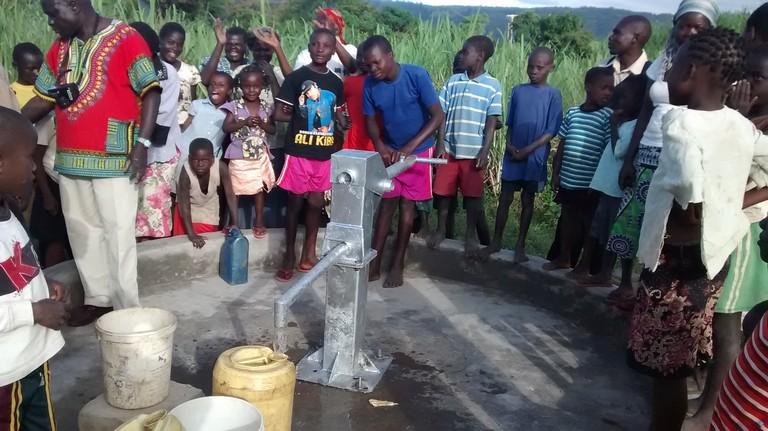 Bunuku Well Rehabilitation Project
