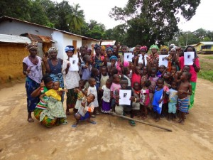 The Water Project : sierraleone5073-62-with-sasso-picture