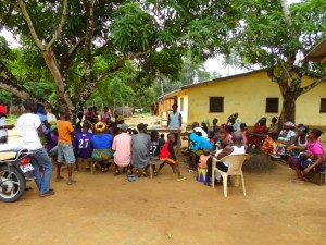 The Water Project : sierraleone5075-07-hygiene-training