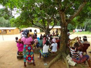 The Water Project : sierraleone5075-08-hygiene-training