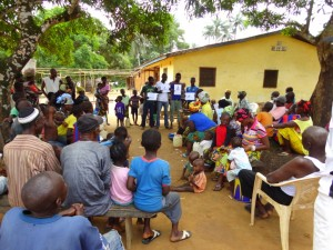 The Water Project : sierraleone5075-16-hygiene-training